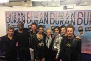 Украинский дуэт Bloom Twins совершил турне с Duran Duran