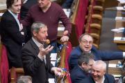 Депутаты жонглируют яйцами в Раде