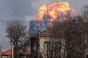 Ущерб от пожара в Балаклее оценивается в $1 млрд