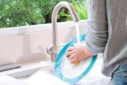 Мытье посуды заменяет медитацию