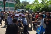 Против чего протестует Казахстан