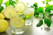 Вода с лимоном имеет побочные эффекты
