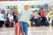 Количество иностранных туристов сократилось на 93,5 процента