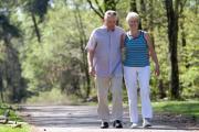 Прогулки в парке против гипертонии и диабета
