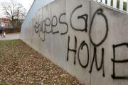В Германии увеличилось количество нападений на беженцев
