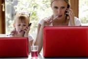 У работающих мам более счастливые дети
