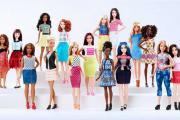Кукла Барби меняет формы