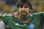 Вратарь Динамо Шовковский разыскивает дочь