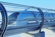 Вакуумный поезд появится в США