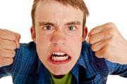 Гнев вредит здоровью сильнее наркотиков